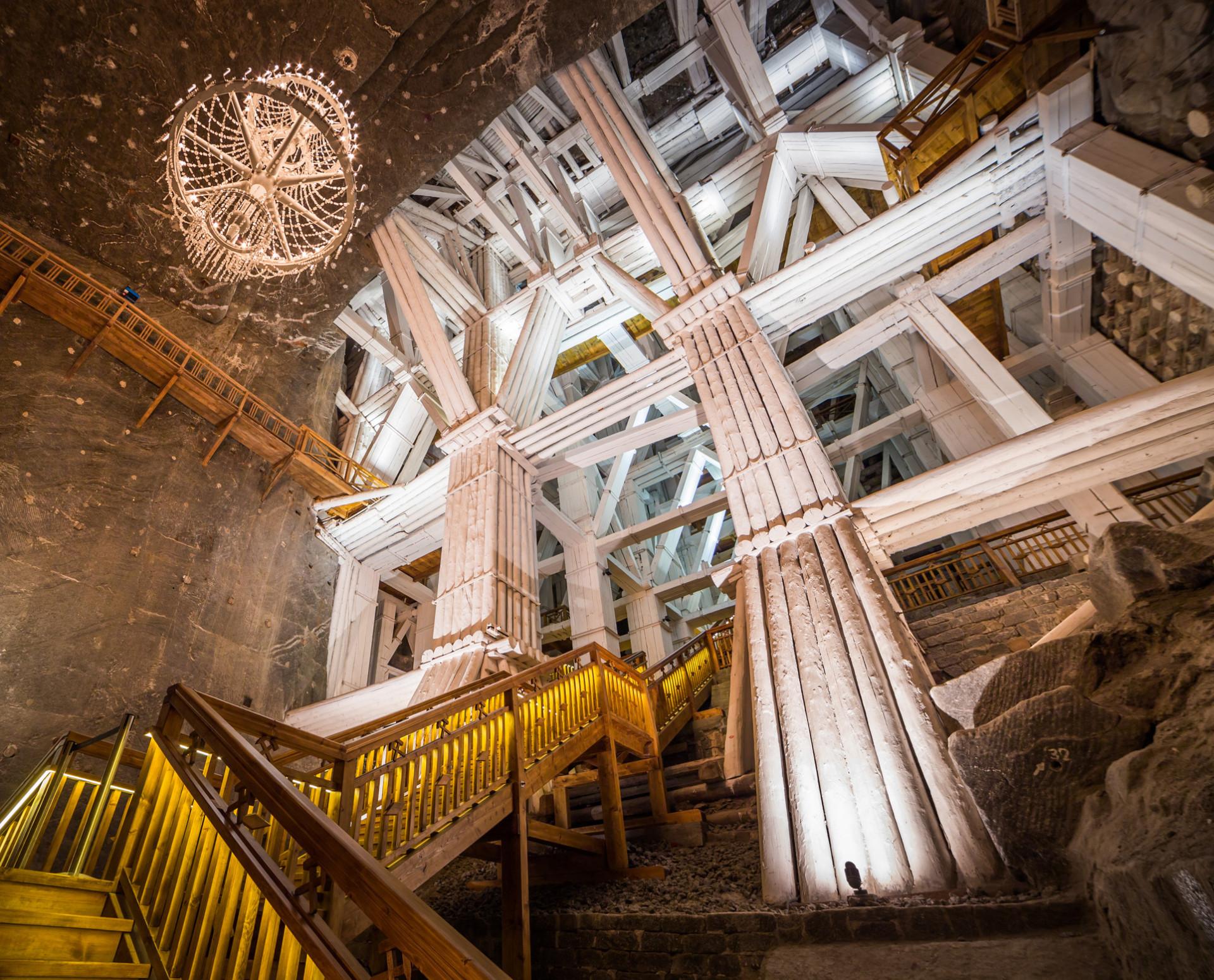 Descubra maravilhas subterrâneas ao redor do mundo