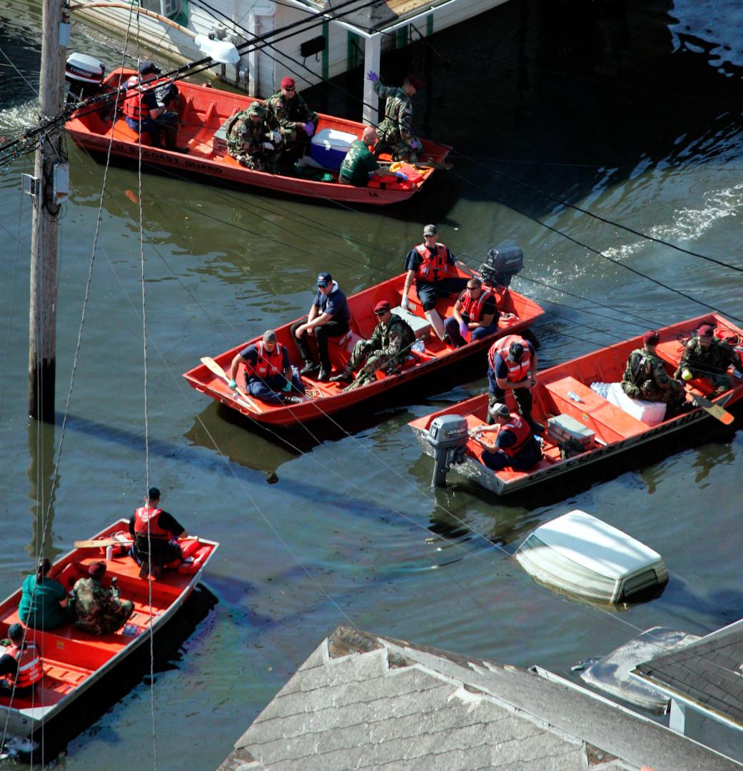 As mais incríveis operações de resgate de todos os tempos