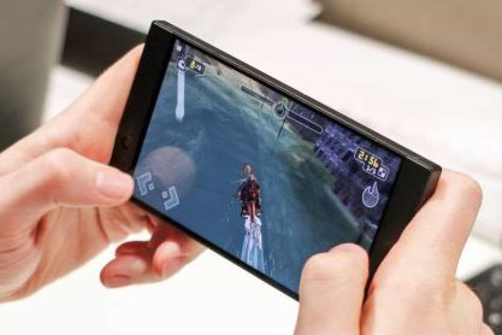Conheça os 10 melhores smartphones para jogos