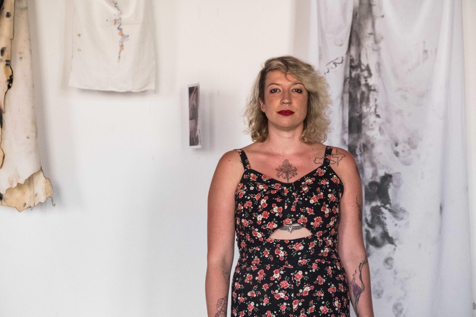 Silvia Strass leva a exposição 'Descoberta' para Lisboa