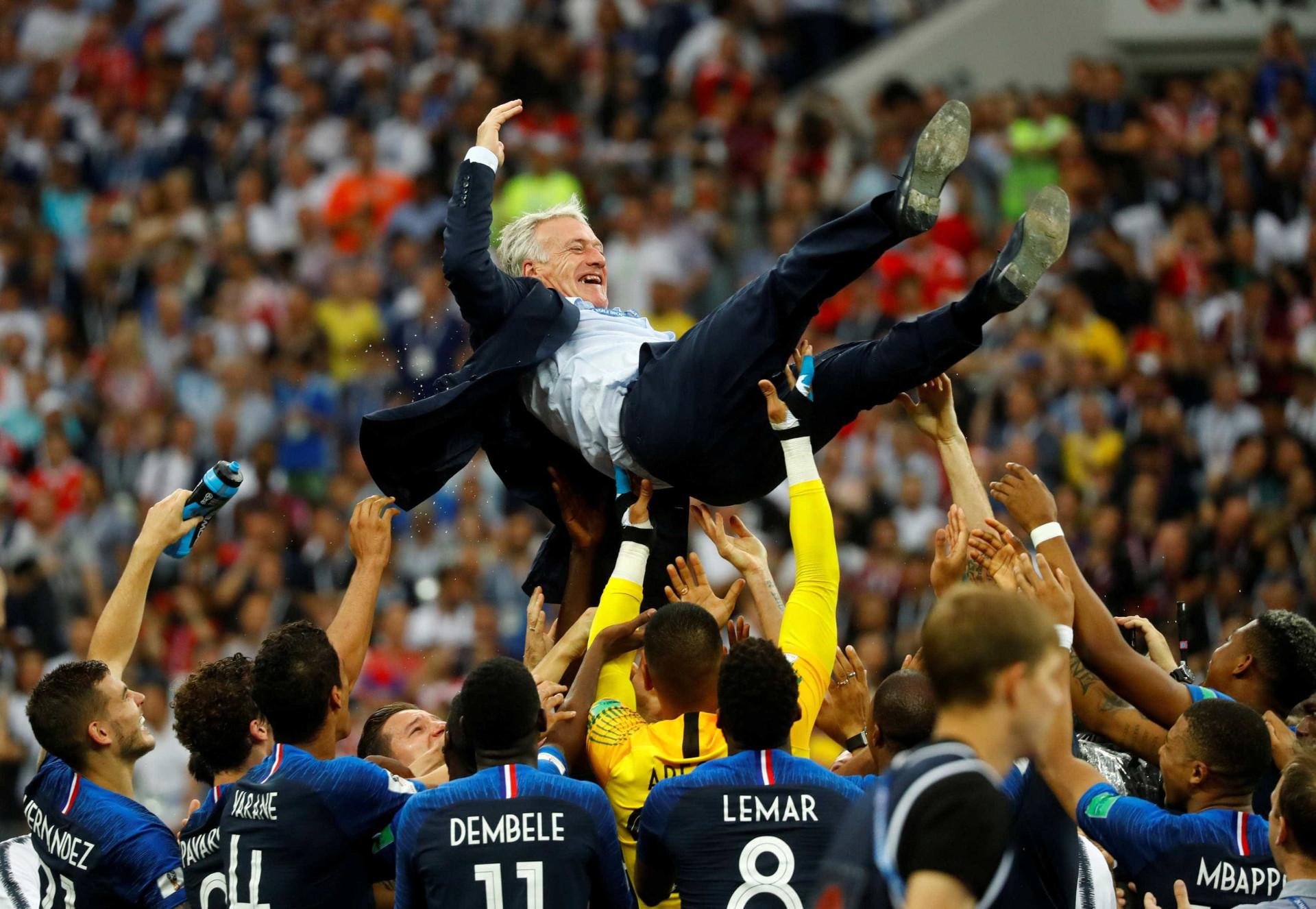 Relembre quem foi campeão de cada edição da Copa do Mundo