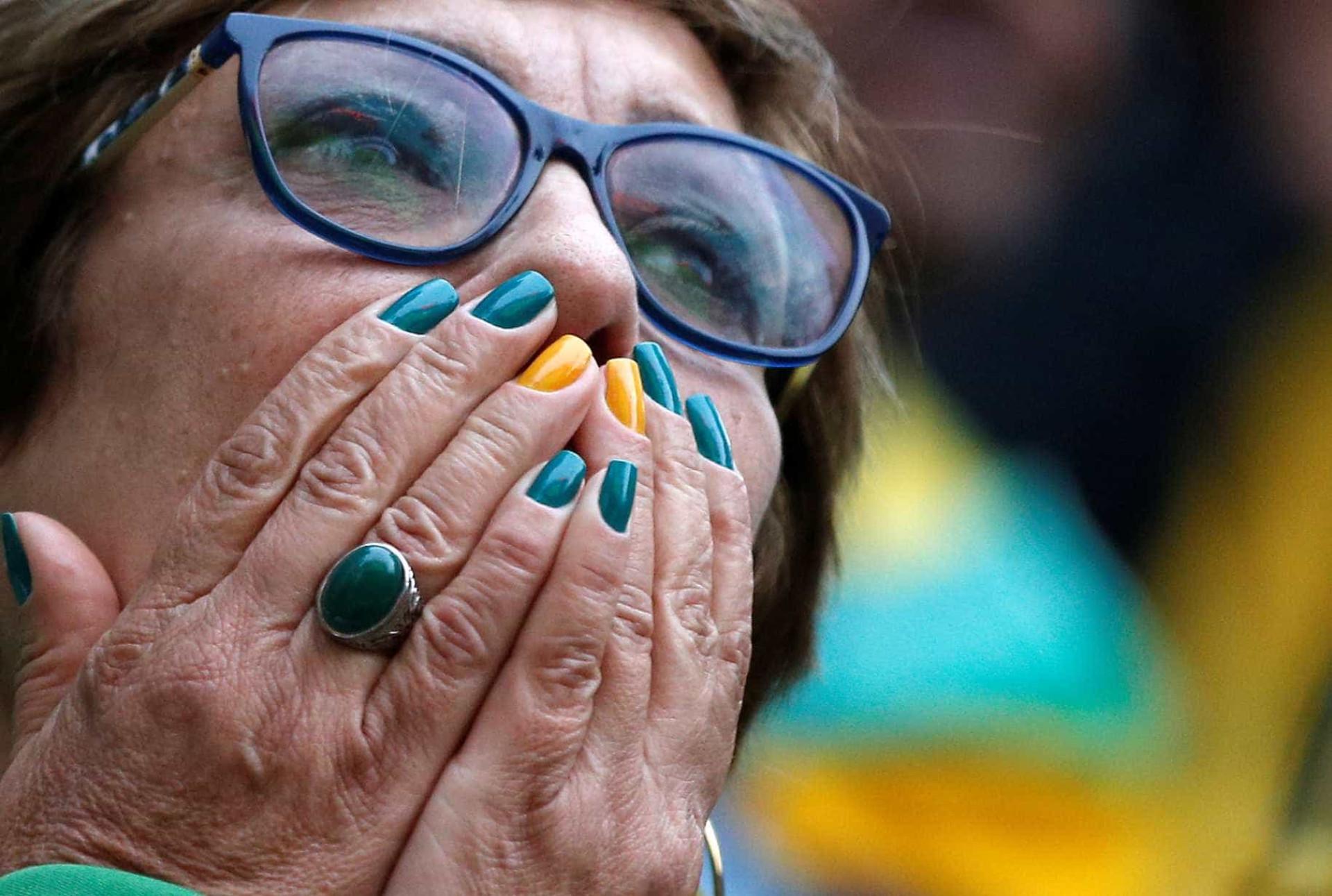 Esses são os torcedores mais tristes da Copa do Mundo da Rússia; fotos!