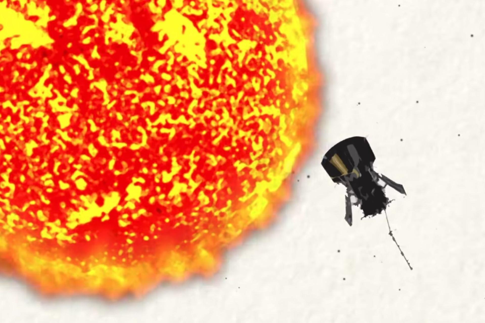 Nasa lança missão para o Sol neste sábado