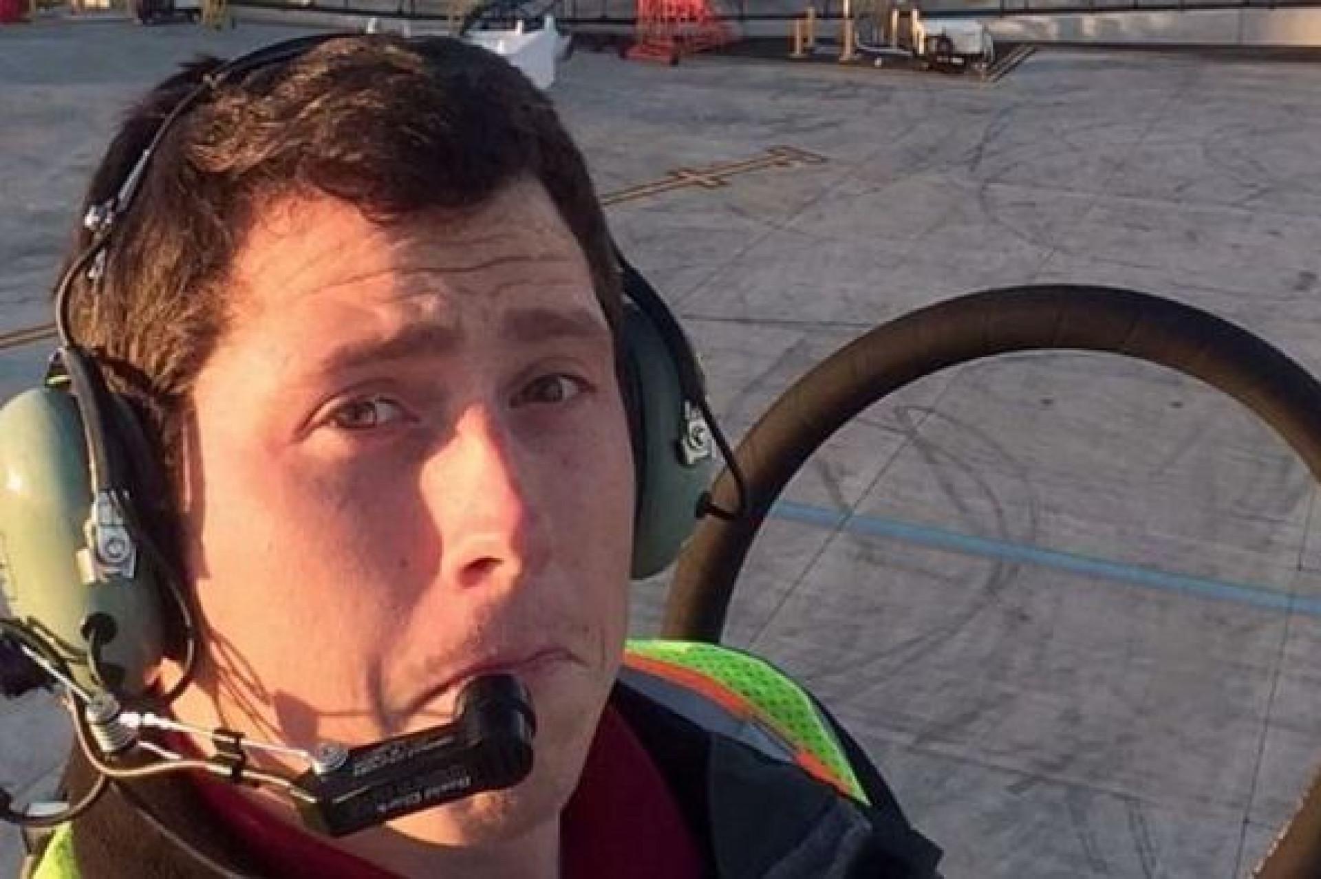 Áudio da cabine de avião roubado por funcionário é divulgado
