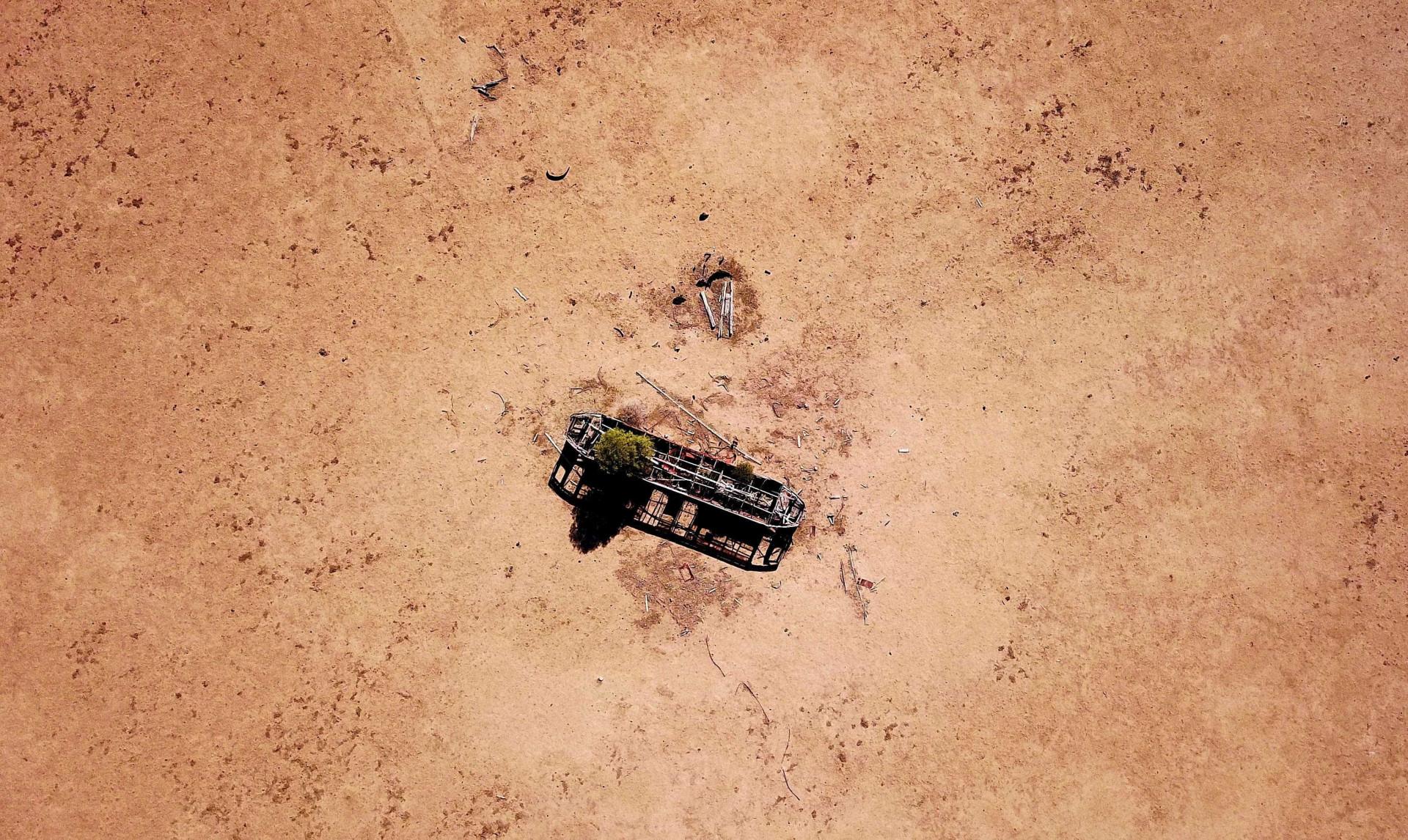 Veja imagens impressionantes da seca no leste da Austrália
