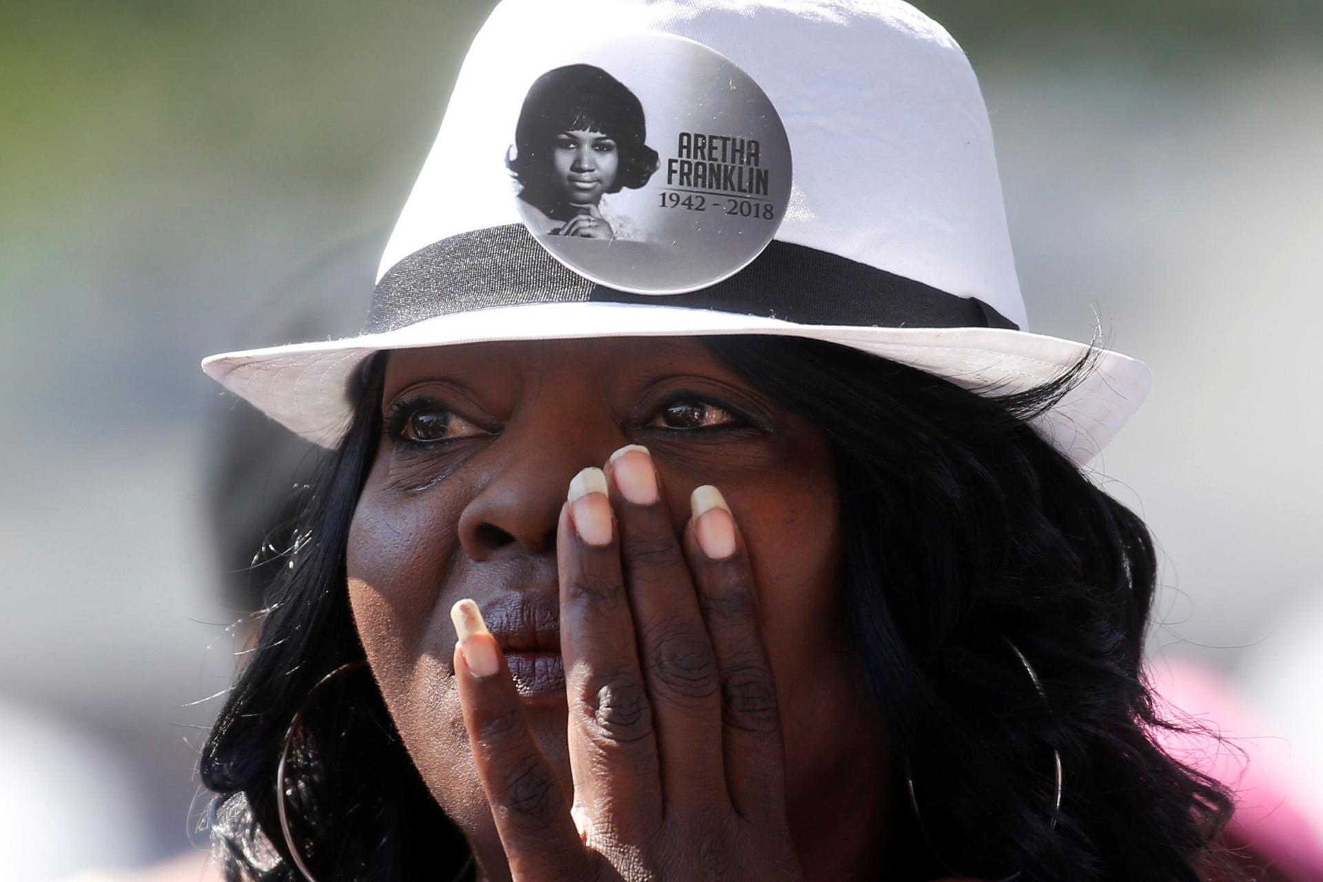 'A voz do século' foi 'uma mulher negra no mundo do homem branco'