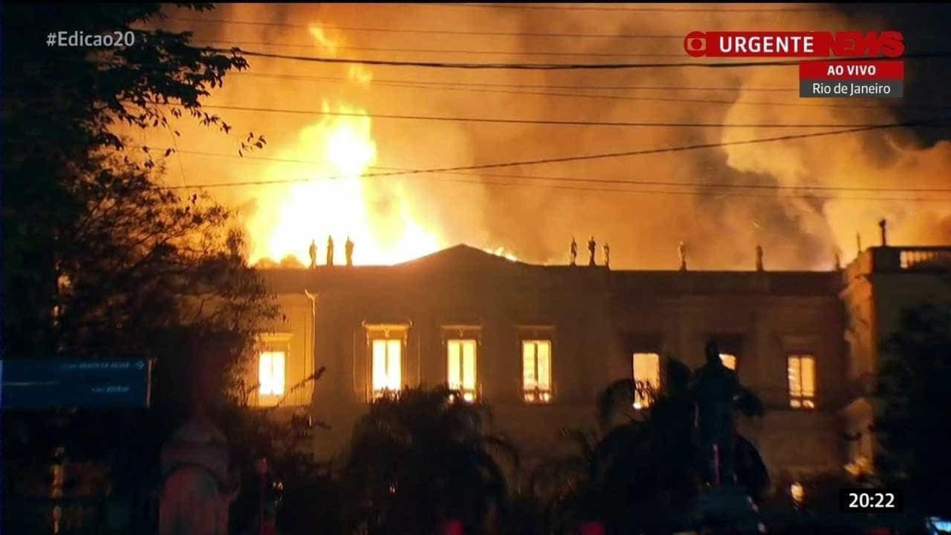 Incêndio no Rio: museu sofria com falta de verbas para manutenção
