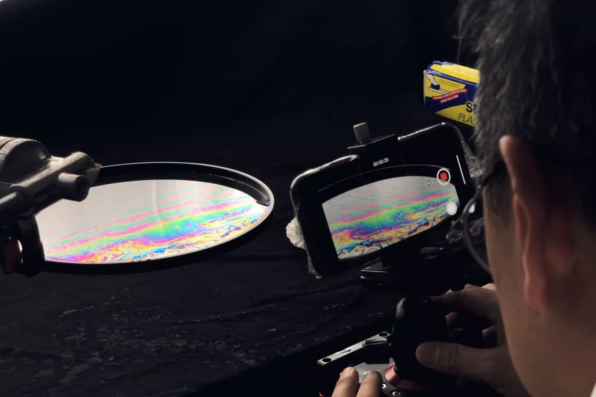 Vídeo mostra experiências de vídeo com câmera do iPhone Xs