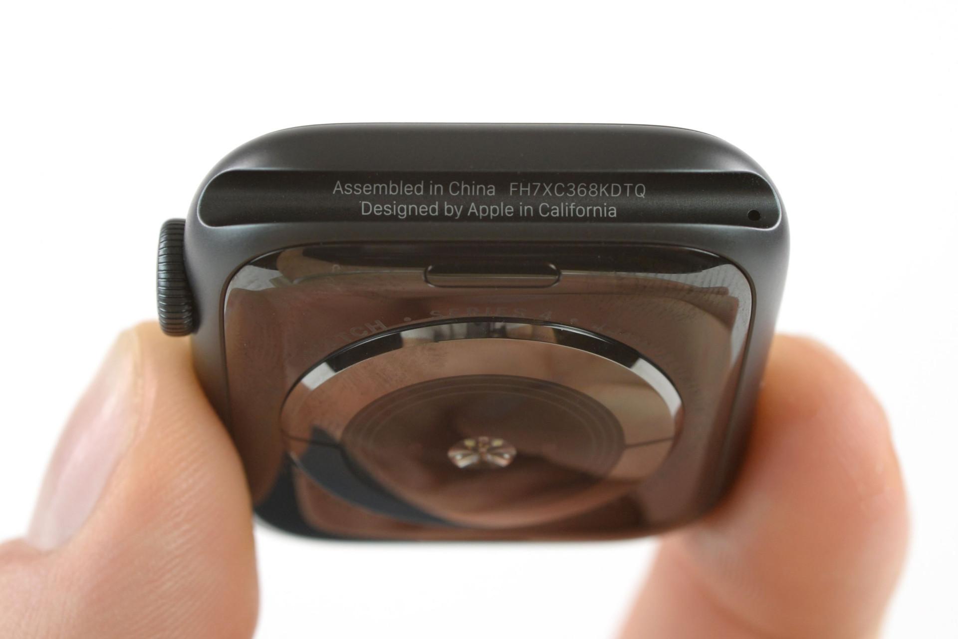 Veja o interior do novo relógio inteligente da Apple