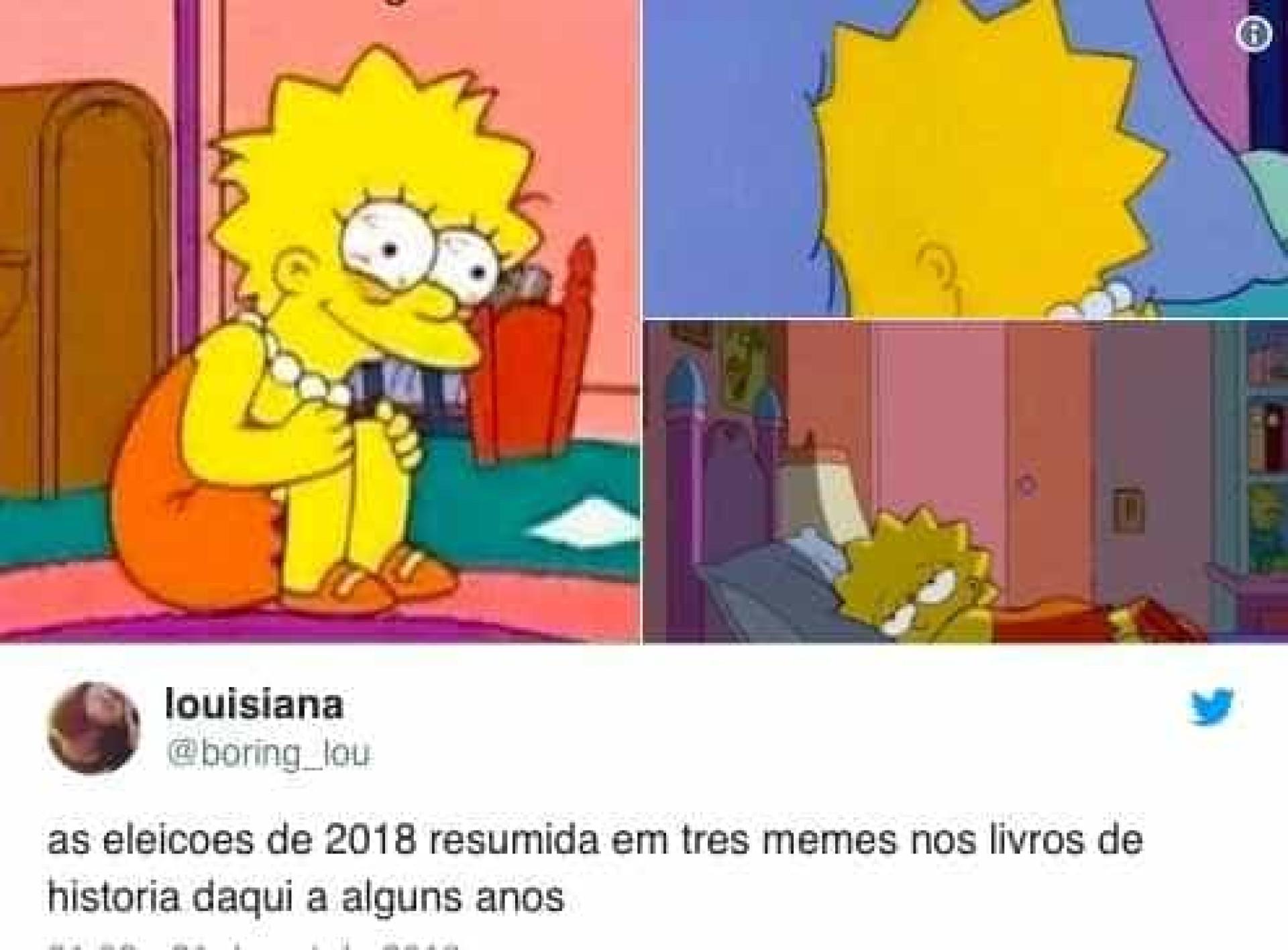 Confira os melhores memes das eleições 2018