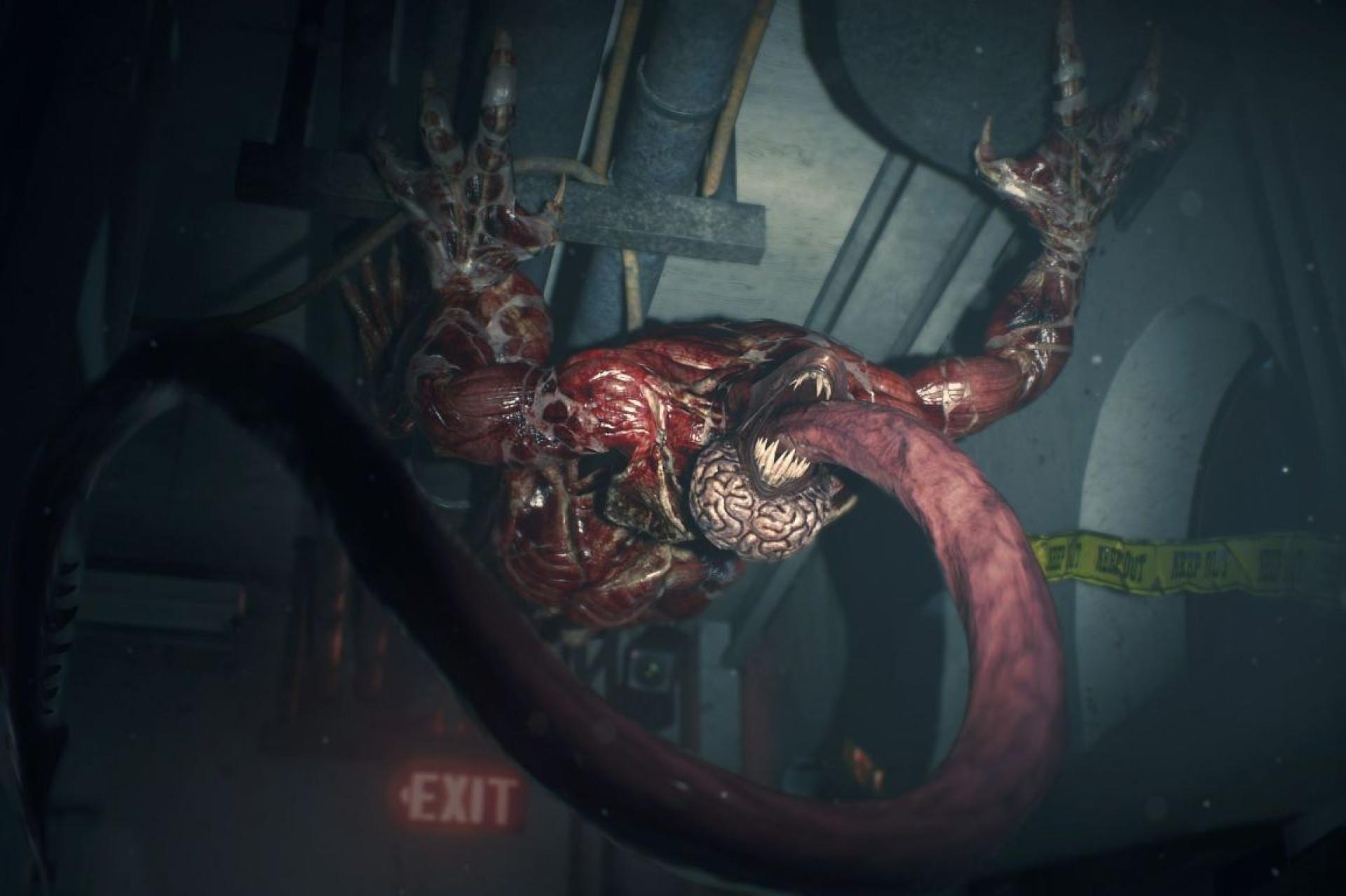 Vídeo mostra volta dos lickers no próximo 'Resident Evil'