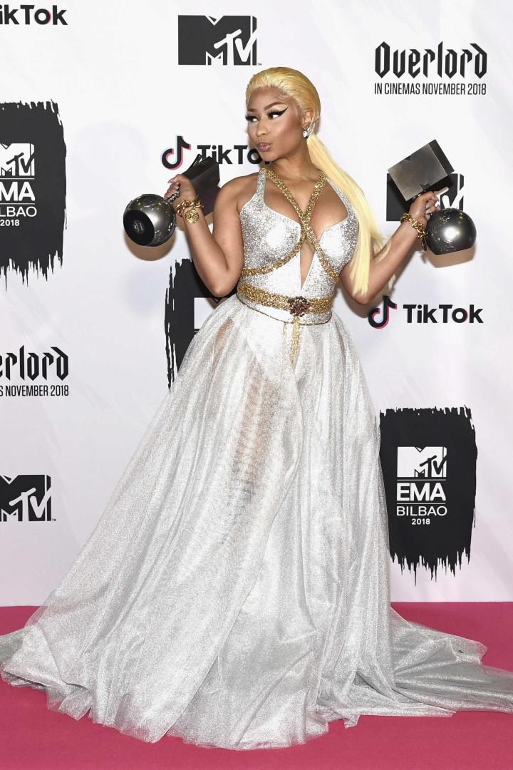 Anitta, Nicki Minaj e Camila Cabello: veja looks do MTV EMA 2018