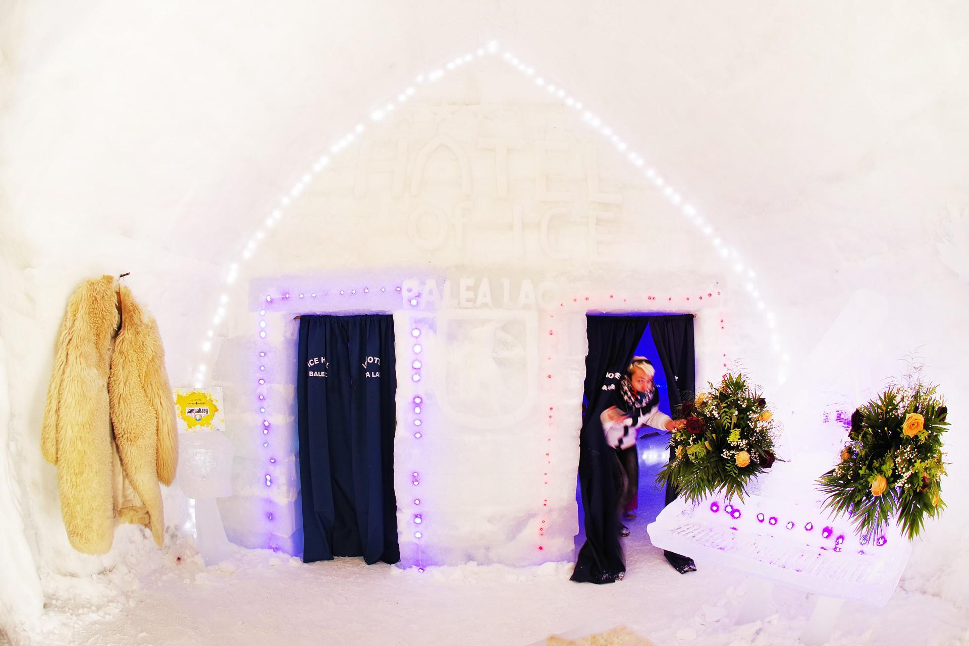 Descubra como são os hotéis de gelo mais incríveis do mundo