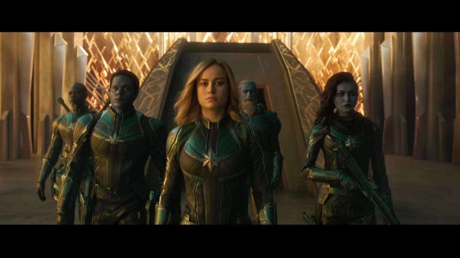 Longa da Marvel com primeira protagonista feminina ganha novo trailer