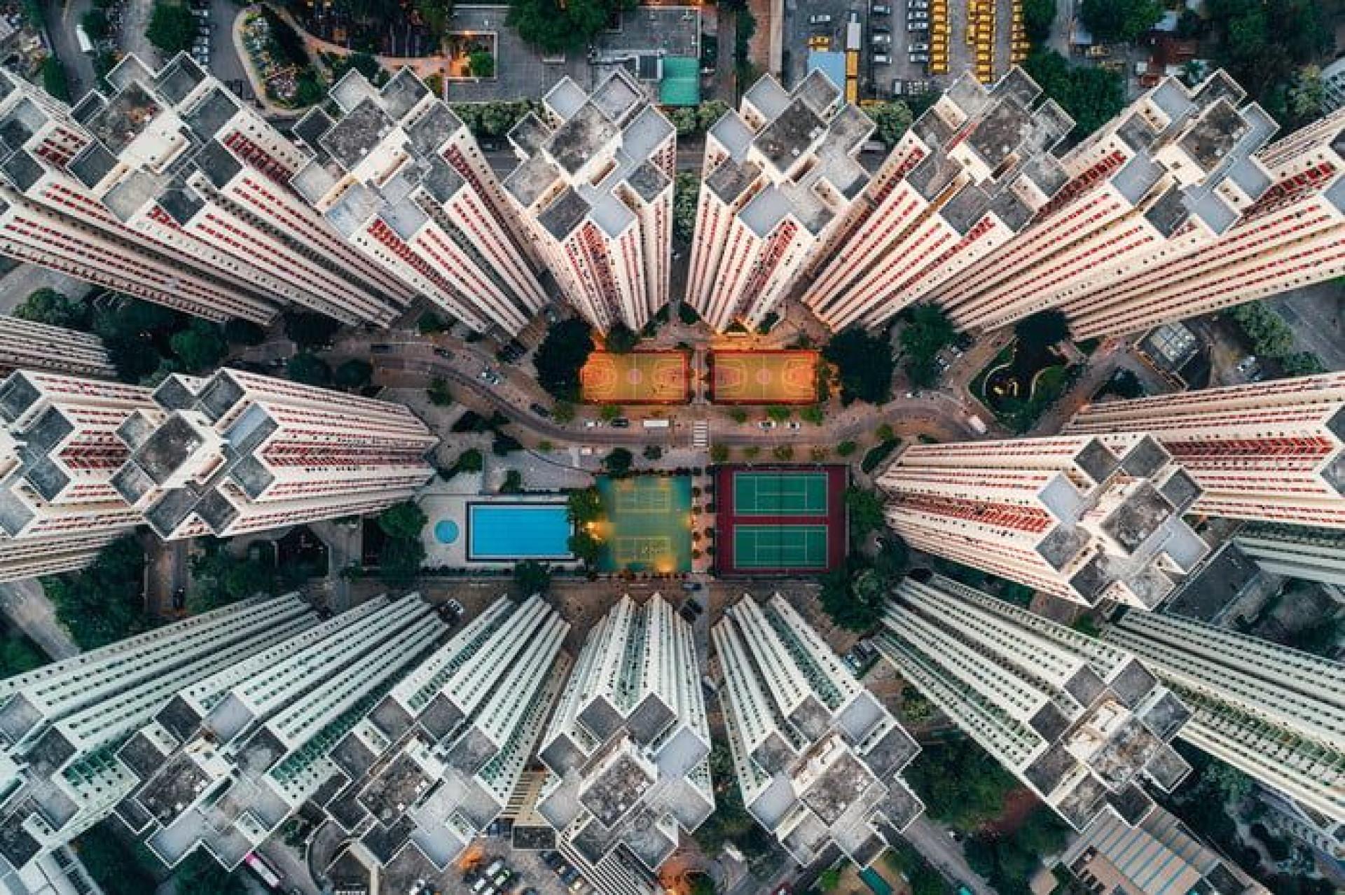 Veja fotografias belíssimas feitas por drones