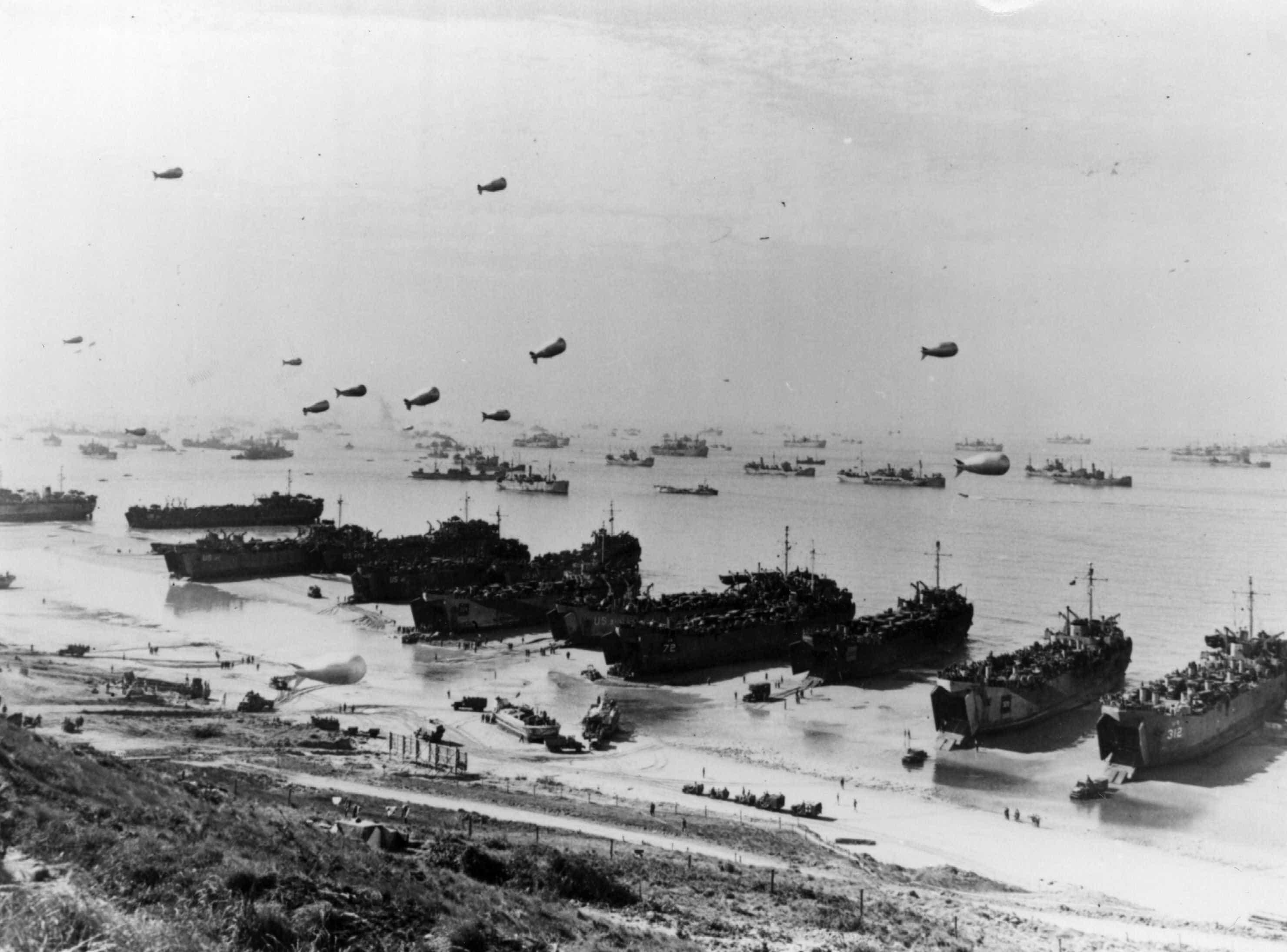 História: os 72 anos do Dia D
