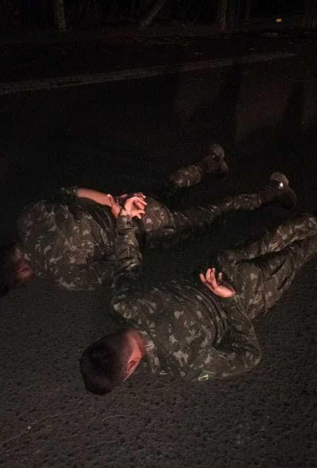 Polícia de SP apreende caminhão do Exército com drogas