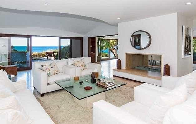 Depois do divórcio, veja a nova mansão de Angelina Jolie