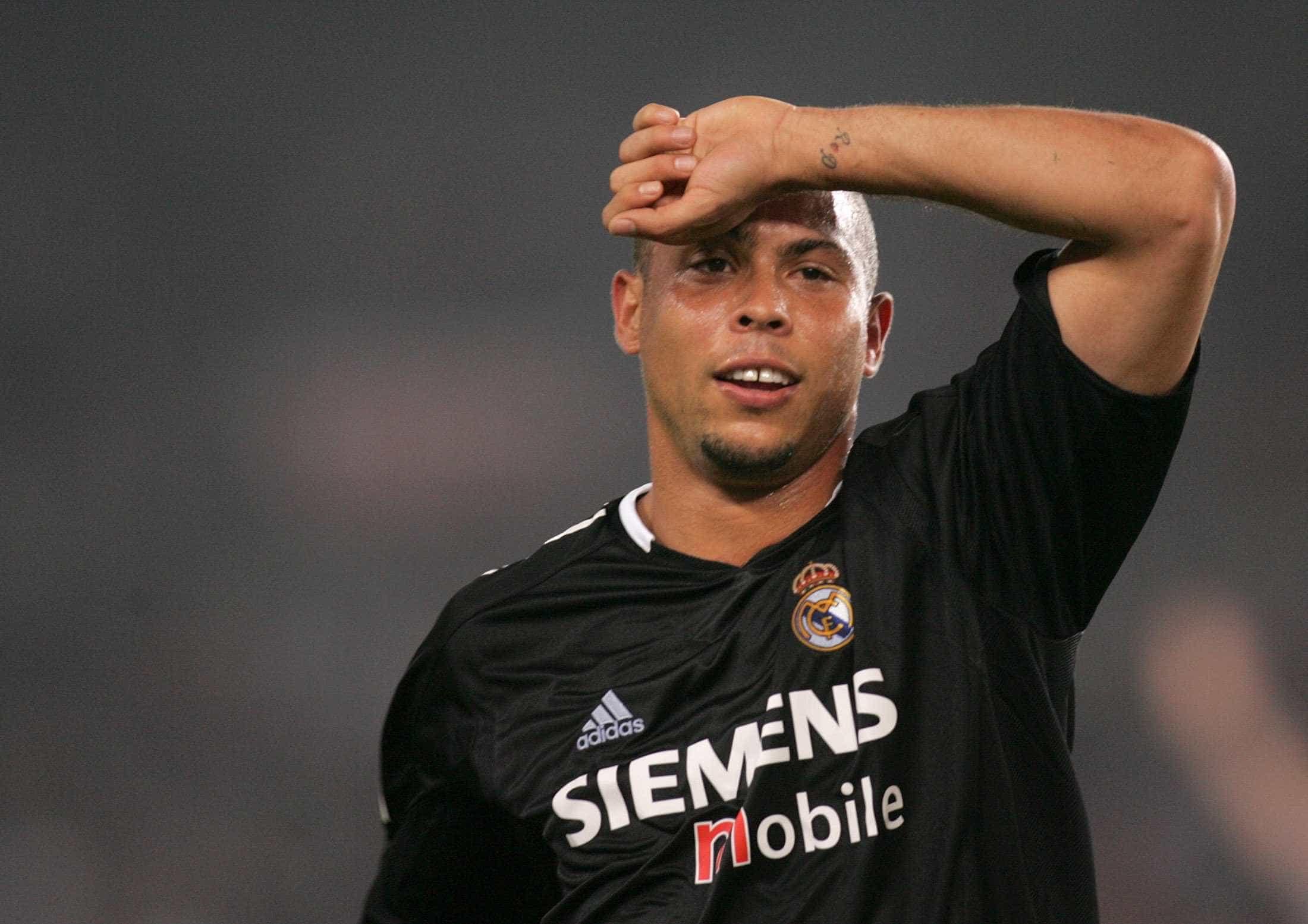 Ronaldo deu resposta 'fenomenal' a presidente do Real após bronca -