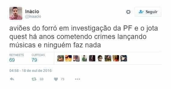 """Ação da Polícia Federal mira o grupo  """"Aviões do Forró"""" e agita a web"""