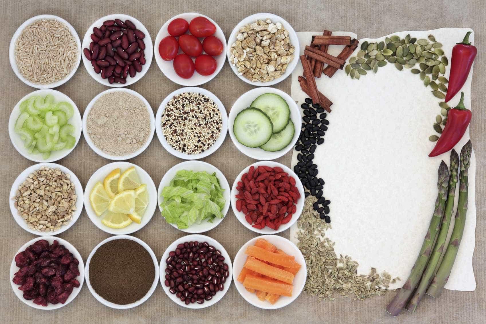 14 alimentos com poucos carboidratos  que são amigos da dieta -