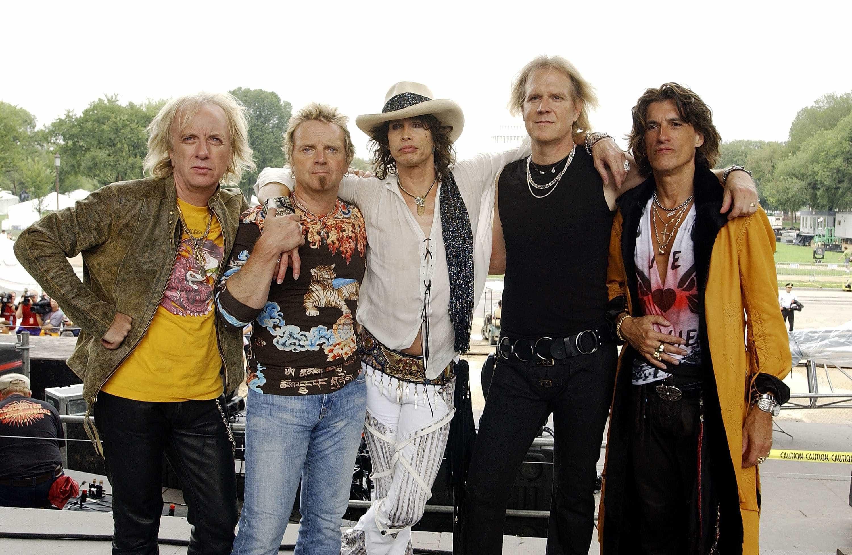 Steven Tyler nega que a banda Aerosmith irá acabar -