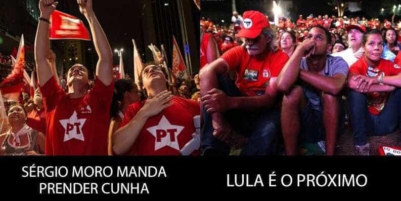 Prisão de Eduardo Cunha vira meme na internet; confira -