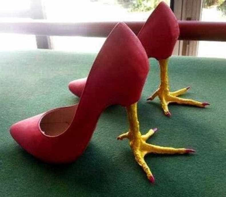 Confira os sapatos mais bizarros do mundo