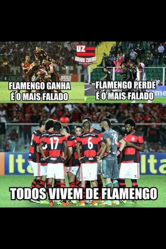 Fla é alvo de memes após empate e gol impedido contra Corinthians