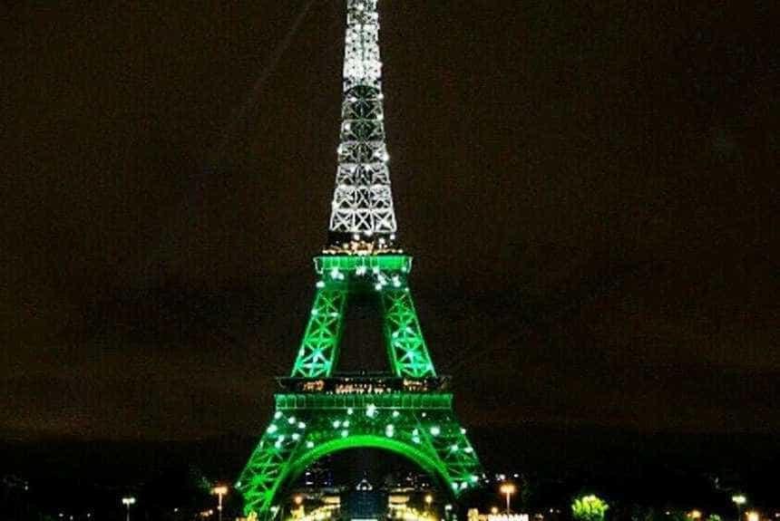Torre Eiffel - Paris -