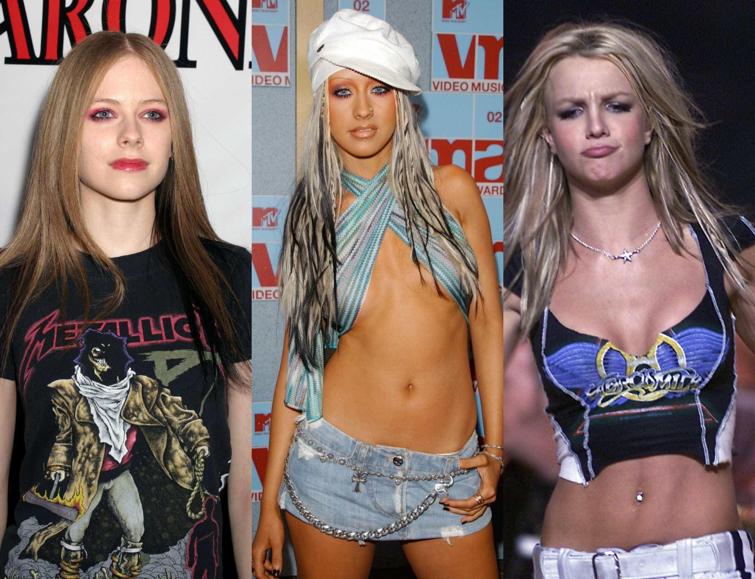 Como estão as 'bad girls' dos anos 2000 -