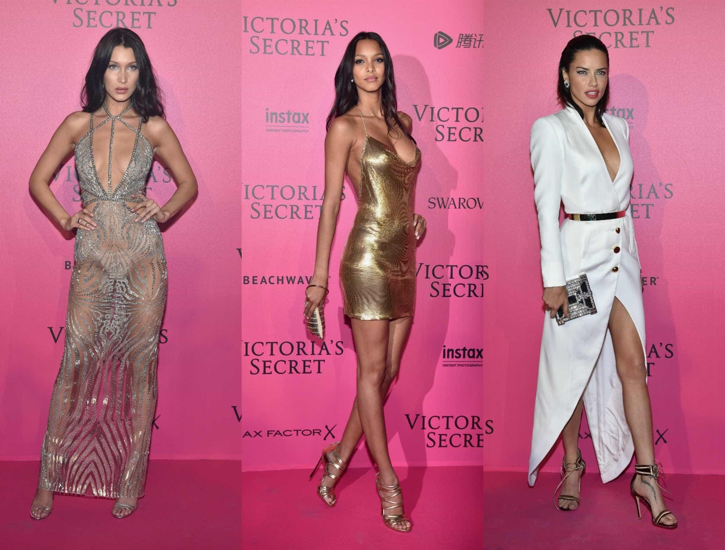 Os 'looks' na festa do desfile da Victoria's Secret -