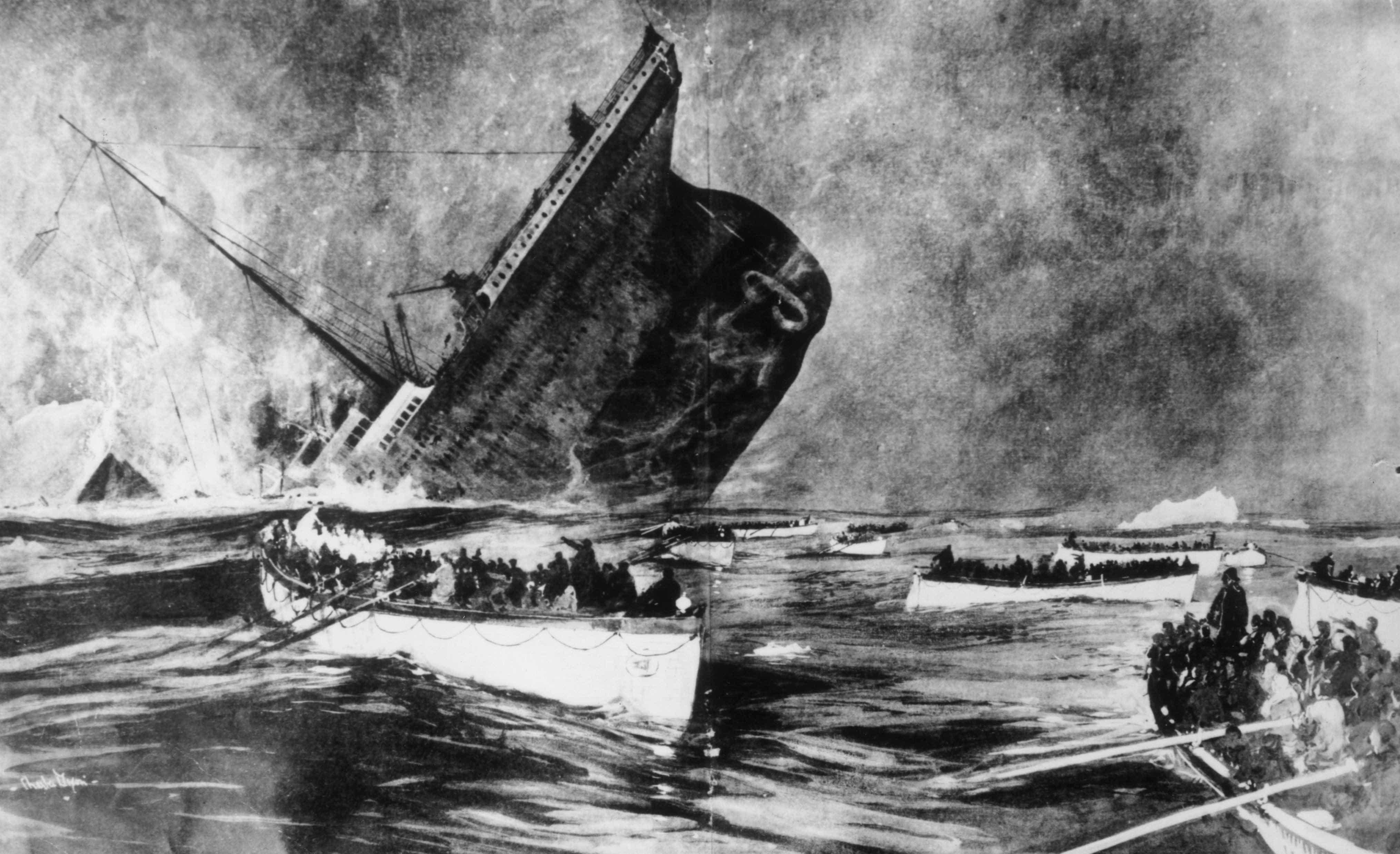 A China está construindo uma réplica em tamanho real do Titanic