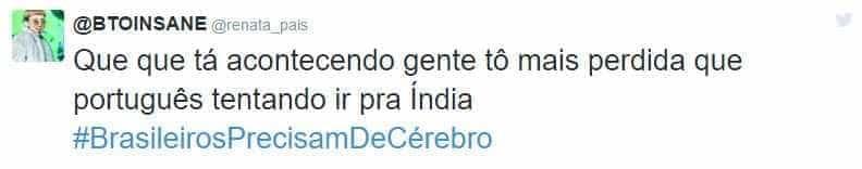 Brasil e Portugal fazem nova guerra de memes; veja!