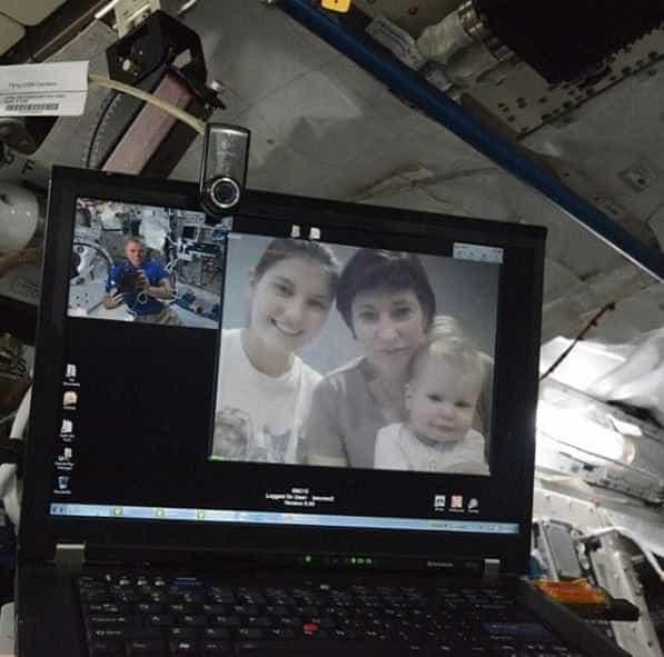 Cosmonauta russo mostra no Instagram  a vida na Estação Espacial