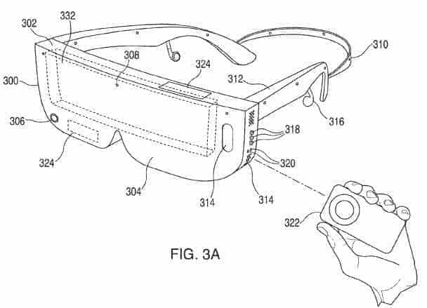 Apple registra nova patente de dispositivo de realidade virtual