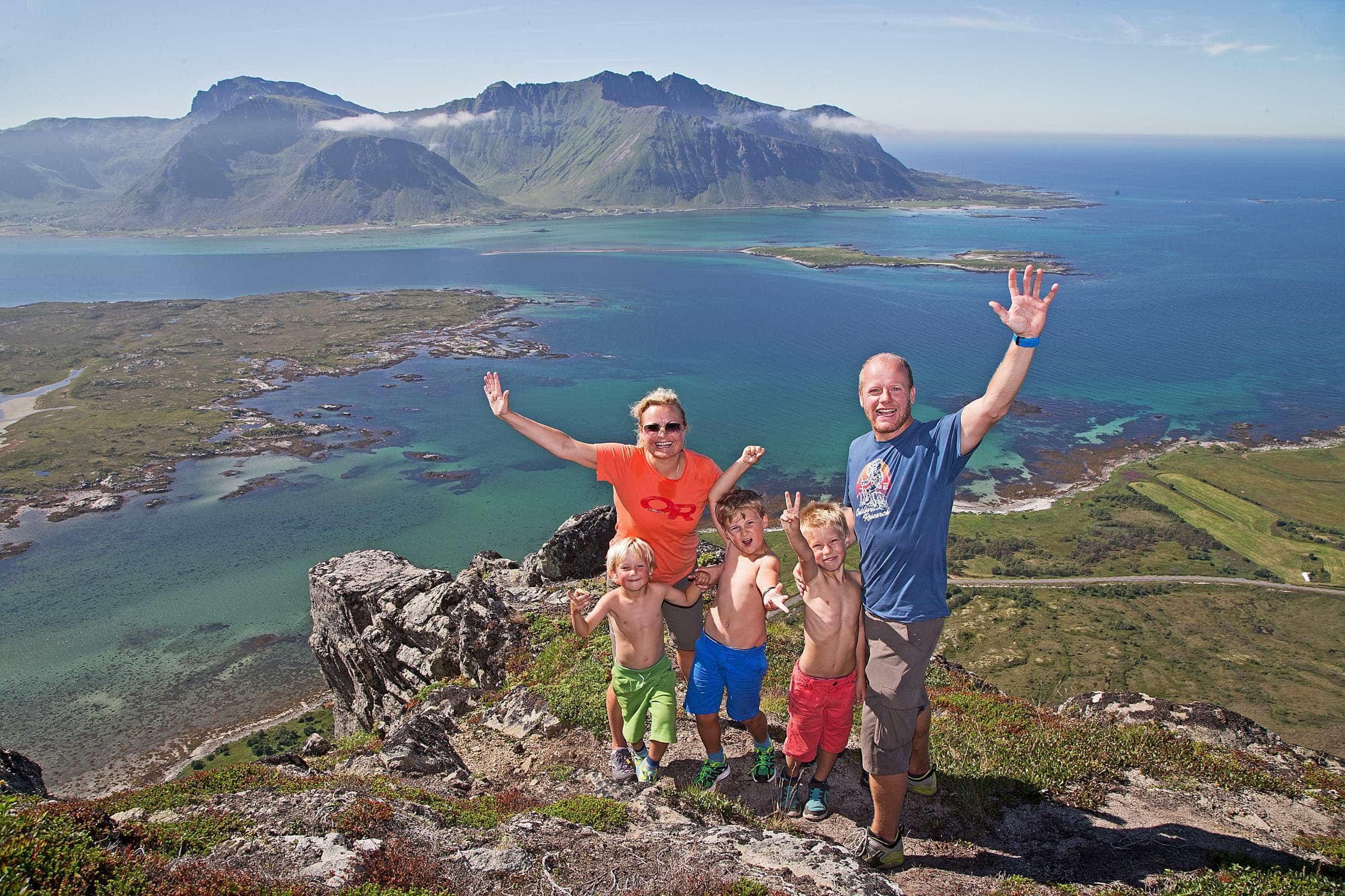 Noruega é eleito o país mais feliz do mundo; veja imagens -