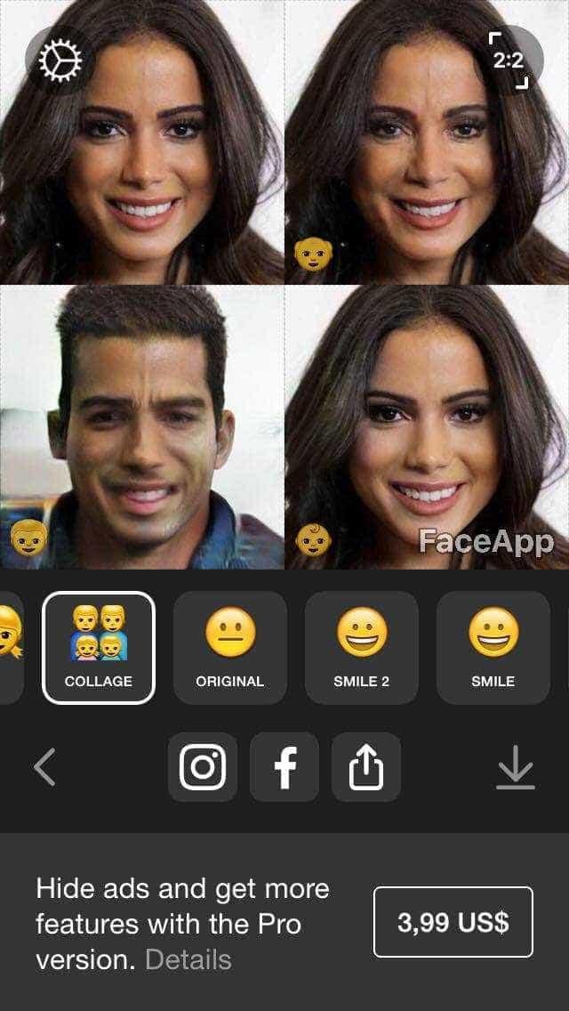 Saiba como criar montagens com 'FaceApp': a febre do momento
