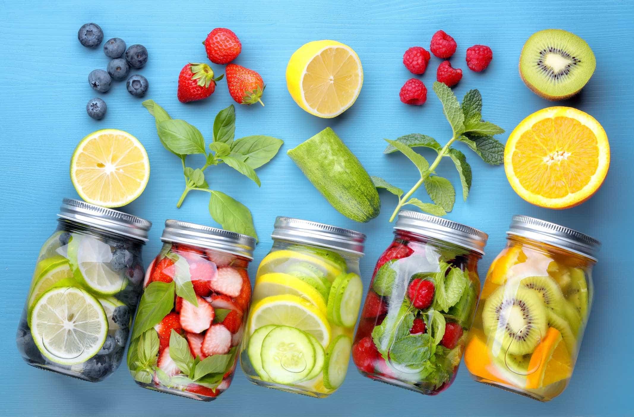 16 alimentos saudáveis que prometem manter a hidratação