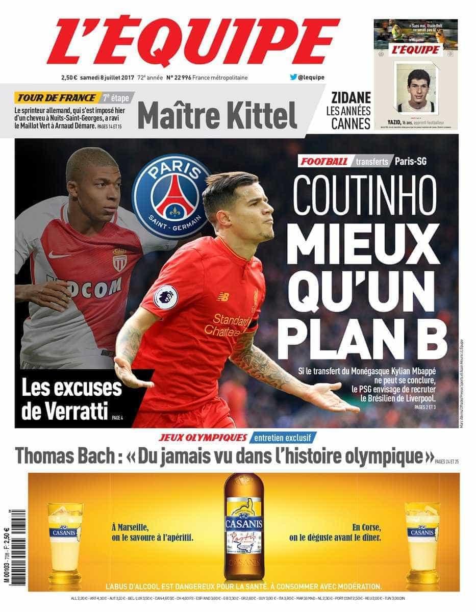 Adeptos do Mónaco só podem ficar satisfeitos com a notícia de Mbappé